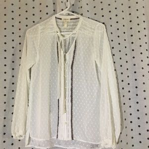 Matilda Jane sheer blouse. Very beautiful!